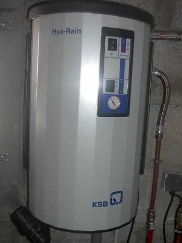 Pompe hya-rain de KSB